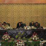 DPRD Kota Tomohon Gelar Paripurna Penutupan Masa Sidang Kedua dan Pembukaan Masa Sidang Ke Tiga Tahun 2018
