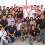 ROR-RD inginkan sinergitas pemerintah dan Wartawan Biro Minahasa