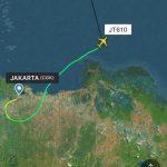 Pesawat Lion Air Rute Jakarta-Pangkal Pinang Hilang Kontak dan Jatuh