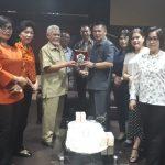 Komisis III DPRD Kota Tomohon Kunker Ke Provinsi DKI Jakarta