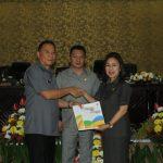 Wali Kota Hadiri Paripurna DPRD Tomohon Rancangan KUA-PPAS APBD T.a 2019