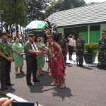Pangdam XIII/MERDEKA Kunker di Jajaran Kodim 1310/Bitung