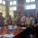 Komisi I DPRD Kota Tomohon Kunjungi Pemkot Depok