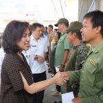 Ketua DPRD Kota Tomohon Hadiri Dialog Pemerintah Kota Tomohon Bersama ToMas, ToGa, Perangkat Kelurahan Dan LINMAS