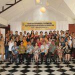 Ketua DPRD Tomohon Hadiri Pelantikan Dekopinda Kota Tomohon 2018-2023