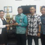 Komisi III DPRD Kota Tomohon, Kunjungan Kerja Ke Kota Makassar