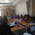 DPRD Tomohon Rapat Pansus Ranperda Penyertaan Modal PDAM