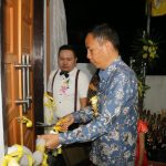 ODS Mandagi Hadiri Ibadah Syukur Pentahbisan Lt.1 Kantor Kelurahan Woloan Satu Utara