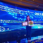 Pasar Airmadidi Terima Penghargaan Pasar Tertib Ukur 2018