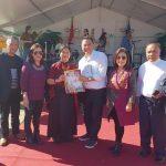 Indonesian Festival Di Houston AS, Walikota Jimmy Eman Promosikan TIFF
