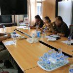 Bahas PTSL, Komisi I DPRD Tomohon Rapat Bersama Badan Pertanahan Kota Tomohon