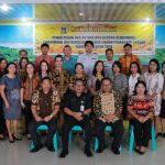 Pemkot Tomohon Gelar Rekonsiliasi BUD Dengan Bendahara Penerimaan dan Bendahara Pengeluaran