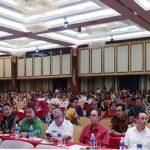 Bupati Roring hadiri Rapat Koordinasi Nasional (Rakornas) P3K Di Riau