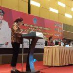 Bupati VAP Hadiri RAKOREV Tingkat Provinsi Sulut