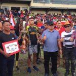 Piala Bupati-Wabup Diperebutkan Dalam Gelanggang Pacuan Kuda Maesa Tompaso