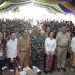 Bupati Roring Dampingi Gubernur Sulut Hadiri Pembukaan Sidang Sinode ke-51 GMIBM