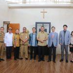 Walikota Eman, Terima Kunjungan Delegasi Korea Reformed Presbyterian