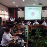 Belajar Inovasi Penyelesaian MPTGR, Pemkot Tomohon Studi Tiru Ke Pemkab Gorontalo