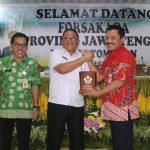 Sekkot Lolowang Sambut Kunjungan FORSAKADA Provinsi Jawa Tengah