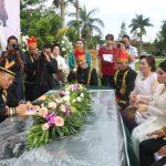Walikota Jimmy Eman Jadi Pencatat Perkawinan Abrahan Dan Vinny