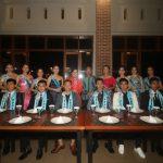 Wawali Sompotan Hadiri Gala Dinner Pemilihan Putra Putri Tomohon 2019