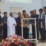Walikota Tomohon Jimmy Eman, Buka Kegiatan HAPSA Wilayah Tomohon Satu