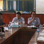 Dirut PDAM Terima Kunjungan Komisi II DPRD Tomohon