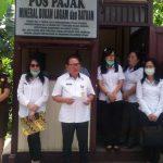 BPKPD Kota Tomohon Dan Tim Action Plan Sidak Pajak Di Kota Tomohon