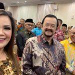 Wawali SAS Hadiri Pembukaan Rating Kota Cerdas Indonesia 2019