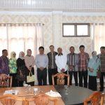 DPRD Tomohon Terima Kunker DPRD Kabupaten Gorontalo