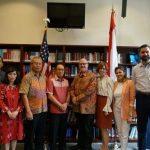 Bupati Minahasa Diundang Konjen Amerika Serikat di Surabaya