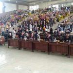 Pelantikan Anggota DPRD Minsel