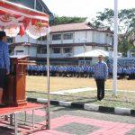 Palandi Danup, Symons Irup Wakili Bupati VAP