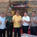 PT PLN UP3 Tahuna Demo Kompor Induksi di Festival Pesona Sangihe 2019