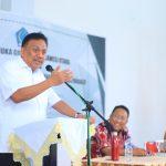 Olly Dodokambey : Tahun 2020, Jalan Provinsi Di Manganitu Selatan Akan Segera Dibangun