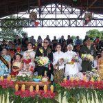 Defile Perayaan 17 Agustus Kota Tomohon Berlangsung Meriah