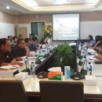 Sekkot Bersama TAPD, Hadiri Rakorev Ranperwako APBDP 2019