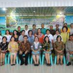 Pemkot Tomohon Gelar Temu Koordinasi Dewan Ketahanan Pangan Kota Tomohon Tahun 2019