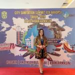 Wawali SAS Hadiri City Sanitation Summit XIX AKKOPSI Tahun 2019