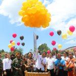 Pelangi Nusantara Di Tomohon Dan Launching Platform Indonesiana Pesta Kolintang Tomohon 2019