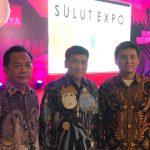 Pimpinan Sementara DPRD Tomohon, Hadiri Sulut Expo Tahun 2019