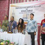 Sekkot Lolowang Buka FGD Pembuatan Dokumentasi Sejarah Dan Budaya Daerah 'Estetika Musik Kolintang'
