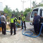 Dampak Kemarau, PDAM Sangihe Suplai Air Bersih Bagi Masyarakat