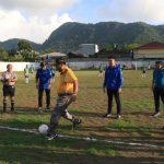 Ditandai Kick Off Oleh Gaghana, Turnament Sepakbola All Star Usia 40 Resmi Dibuka