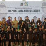 Walikota JFE Resmi Buka 'EKSPRESI JMS' Di Kota Tomohon