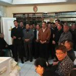 Walikota JFE Melayat Ke Rumah Duka, Alm Frans Ngantung