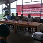 RTRW Kabupaten Minahasa, dalam tahap pembahasan laporan akhir.