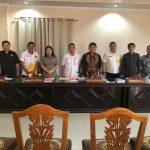 Terkait Penerimaan CPNS, Komisi I DPRD Tomohon Hearing BKPSDM Tomohon