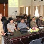 DPRD Tomohon Terima Kunjungan Praja IPDN Kampus Tondano