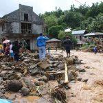 Banjir Bandang dan Longsor Terjang Kampung Lebo, Dua Meninggal, Satu Hilang
